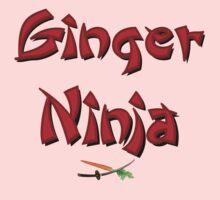 Ginger Ninja! One Piece - Long Sleeve