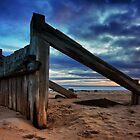 sunrise at Lossiemouth beach by Gary Power