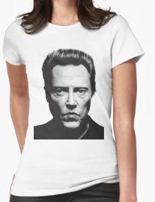 Walken Womens Fitted T-Shirt