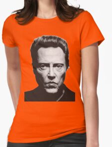Walken Womens Fitted T-Shirt