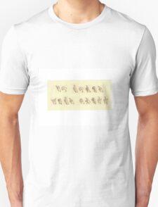 I'm Under Your Spell Vintage Sign Language Unisex T-Shirt