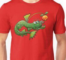 Christmas Abyssal Angler Fish Unisex T-Shirt
