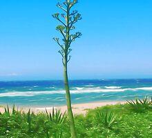 Flowering Aloe  by RoryWilson