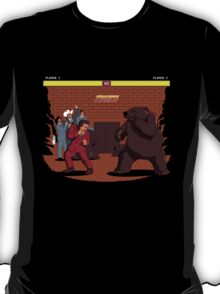 Bear Fight! T-Shirt
