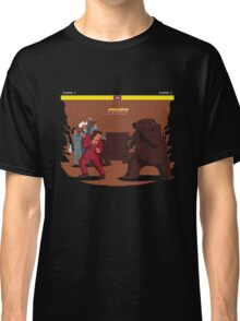 Bear Fight! Classic T-Shirt