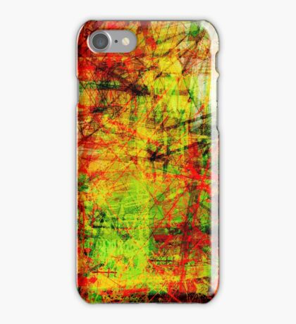 the city 20 iPhone Case/Skin