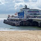 Bournemouth Pier in Dorset by Chris Day