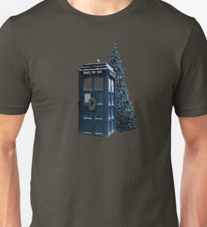 Dr. Who - Christmas! Unisex T-Shirt