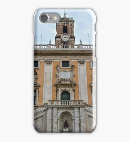 Rome - Campidoglio  iPhone Case/Skin