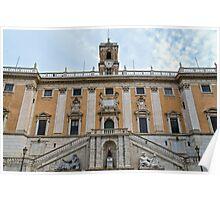 Rome - Campidoglio  Poster