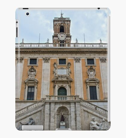 Rome - Campidoglio  iPad Case/Skin