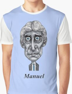 Manuel Pellegrini Graphic T-Shirt