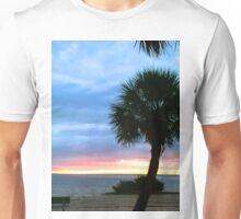 Sunset at Green Key, New Port Richey, FL Unisex T-Shirt