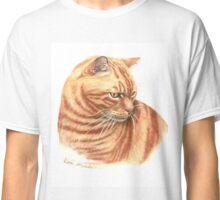 Ginger Tabby Classic T-Shirt