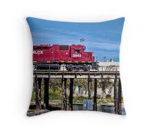 HLCX 3843 Over Bridge Throw Pillow