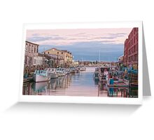 Old Port Greeting Card