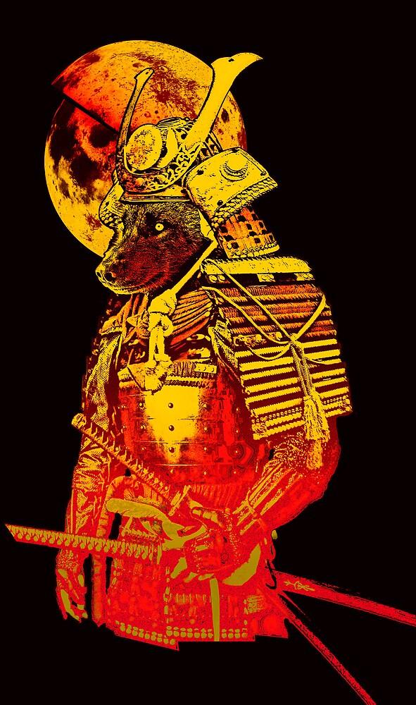 Death Moon by lmilustraciones