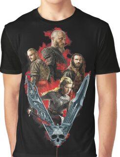 V! Graphic T-Shirt