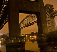 Across the Tamar by moonfruit