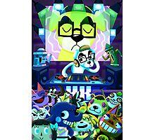 DJ KK Animal Crossing Photographic Print