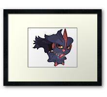 Gigreavus Framed Print