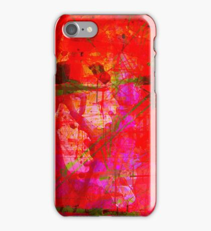 the city 16 iPhone Case/Skin