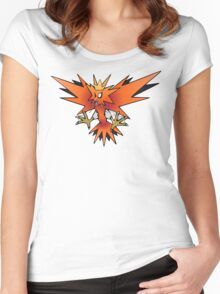 Magidos Women's Fitted Scoop T-Shirt