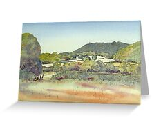Frodsham Hill Greeting Card