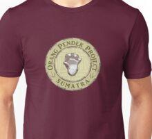 Orang Pendek Project Round Unisex T-Shirt