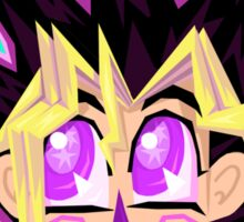 Yugi Sticker