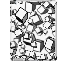 Crumbling Blocks iPad Case/Skin