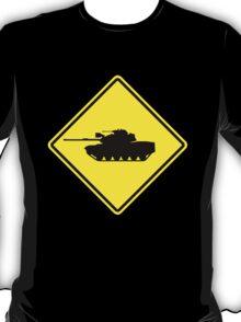 Tank - M60 Patton T-Shirt