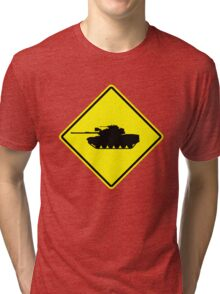 Tank - M60 Patton Tri-blend T-Shirt