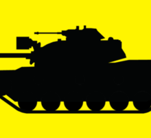 Tank - M60 Patton Sticker