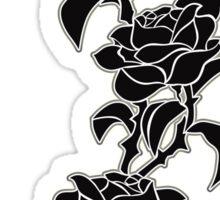 Cold_Rose Sticker
