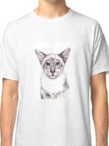 Oriental Lady Classic T-Shirt