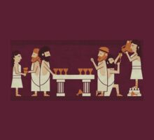 Toga Party by Teo Zirinis