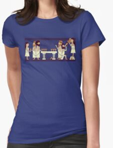 Toga Party Womens Fitted T-Shirt