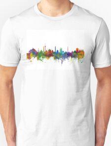 New Delhi India Skyline T-Shirt