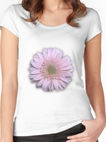 Gerbera Daisy Women's Fitted Scoop T-Shirt