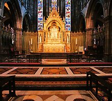 Cathedral Intereior by Nik Watt