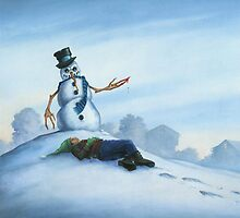 Don't F**k With Frosty, For He Can Really Ruin That Holiday Spirit! by StacyDrum