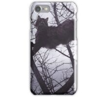 Domestic Lioness iPhone Case/Skin