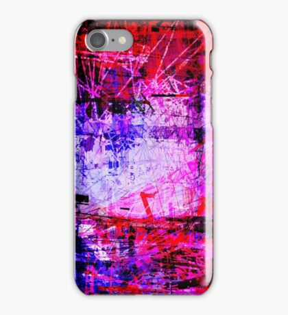 the city 13 iPhone Case/Skin