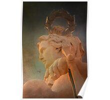 Anjo Génio. Angel Genius. Triumph Arch. Poster