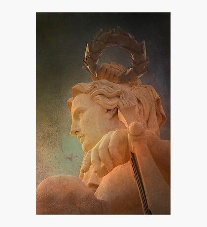 Anjo Génio. Angel Genius. Triumph Arch. Photographic Print