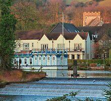 The Weir by Judi Lion