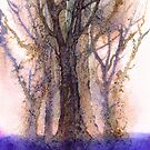 Hey, If you go down to the woods today you're sure of a big surprise (version 2) Original sold. by Jacki Stokes