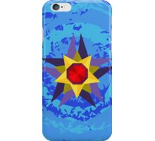 Starmie Vector Artwork iPhone Case/Skin