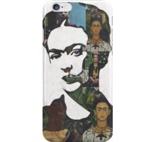 Frida Kahlo Paintings and Photographs Mix Phone Case iPhone Case/Skin